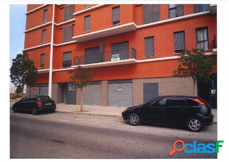 Local comercial en Elche zona Sector Quinto, 84 m2.