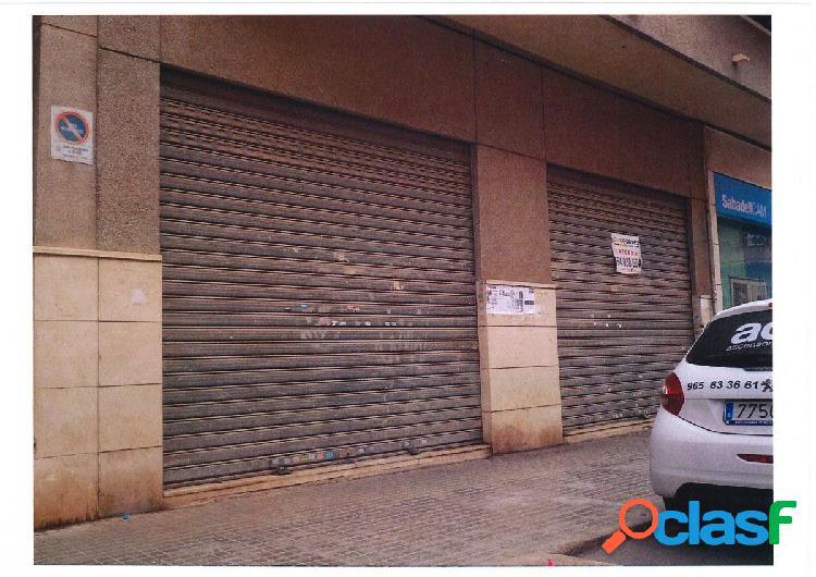 Local comercial en Elche zona Sector Quinto, 90 m2
