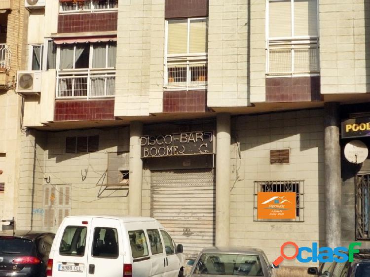 Local comercial en Los Ángeles - Alicante