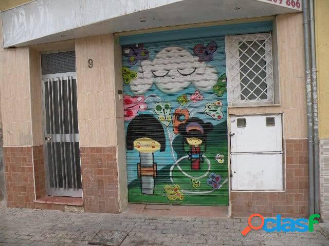 Local comercial en alquiler en San Antón Alicante