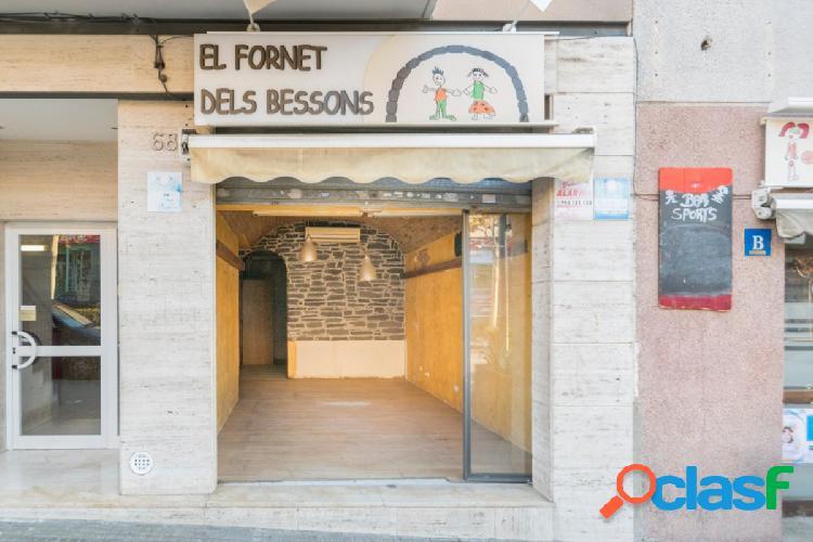 Local comercial en alquiler en Sant Pere de Ribes Nucli