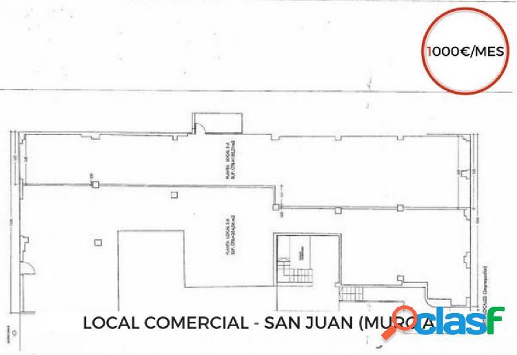 Local comercial en alquiler próximo a Calle de Correos, en