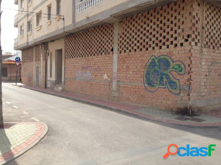 Local comercial en el centro de Los Alcázares
