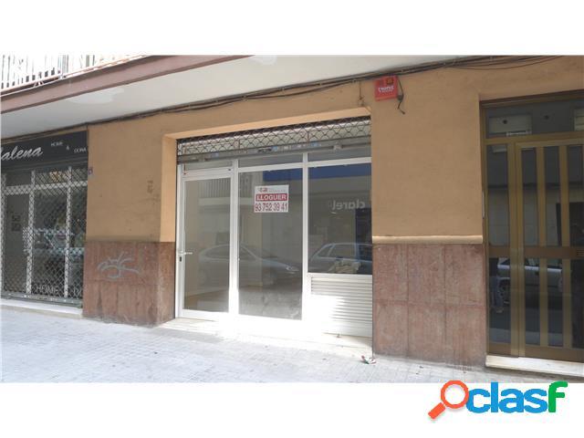 Local comercial en pleno CENTRO de PREMIA DE MAR