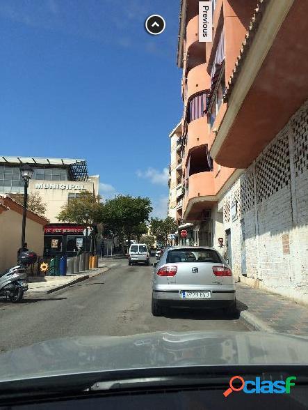 Local comercial muy accesible en el centro de Fuengirola