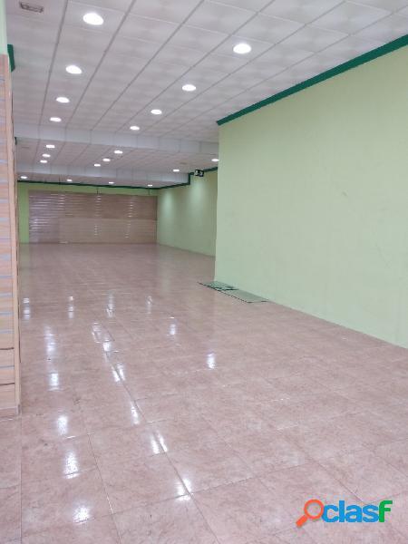 Local de 135 m2 en el Ensanche.