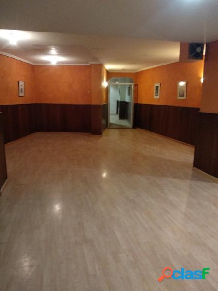 Local de 300 m2 en Avenida Granada con precio negociable