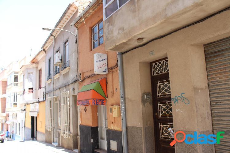 Local en Algezares Peluquería con vivienda
