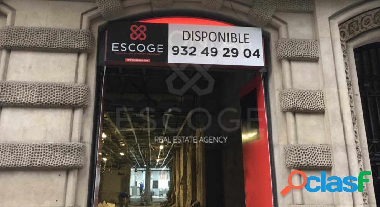 Local en alquiler en Rambla Catalunya cerca de Plaza
