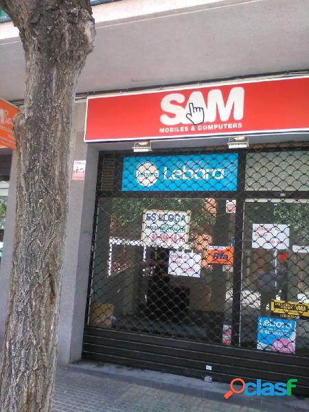 Local en alquiler en el Centro de Sant Pere de Ribes.
