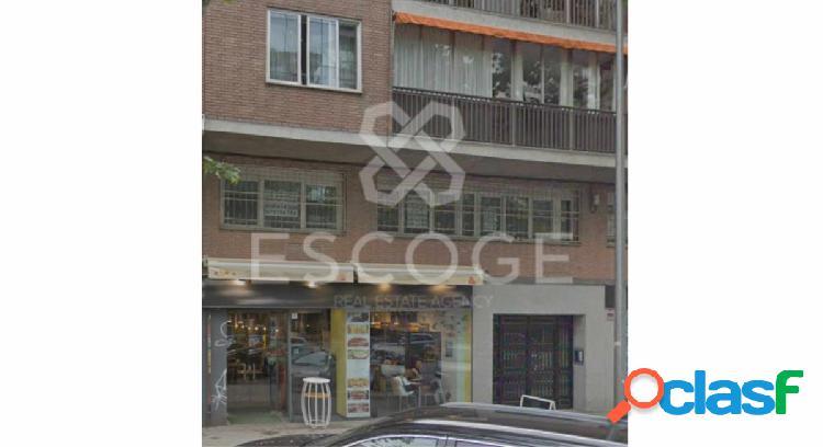 Local en alquiler en el centro financiero de Madrid