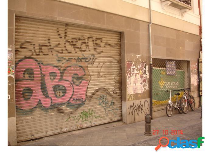 Local en el centro de Granada
