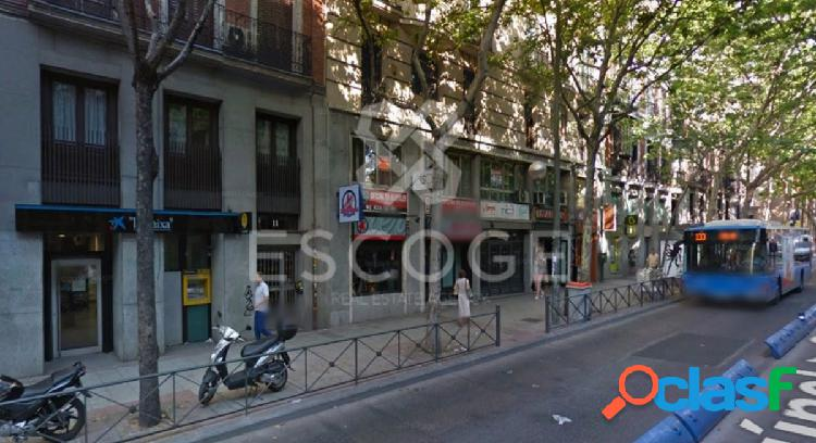 Local en rentabilidad en la C. Princesa (Madrid)