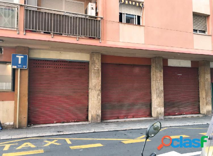 Local en venta de 150m2 en la C/ Barcelona