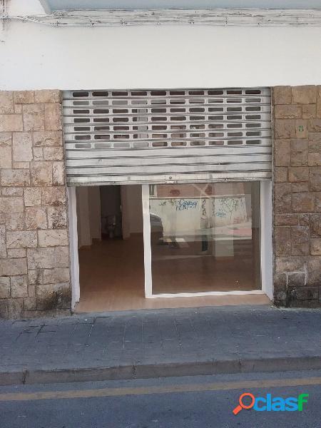 Local en venta en Alicante zona Plaza de Toros, tiene unos