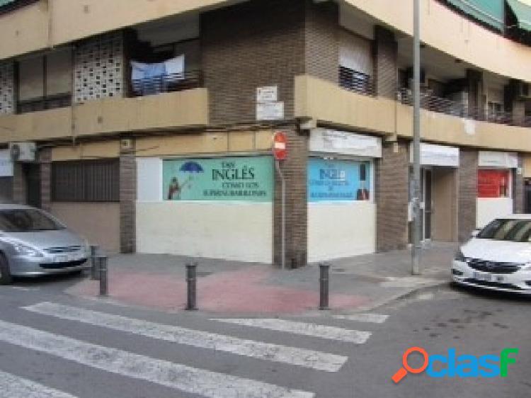 Local/oficina a pie de calle en Av. Conde Lumiares -