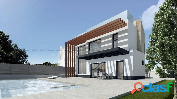 Lujosa villa de nueva construcción en Sierra Cortina