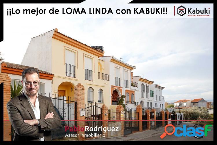 ¡MAGNÍFICA VIVIENDA! a un paso de Granada. 3 dormitorios,