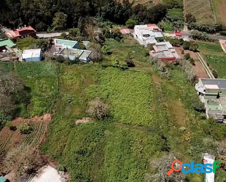 Magnífico terreno urbanizable en Tacoronte.