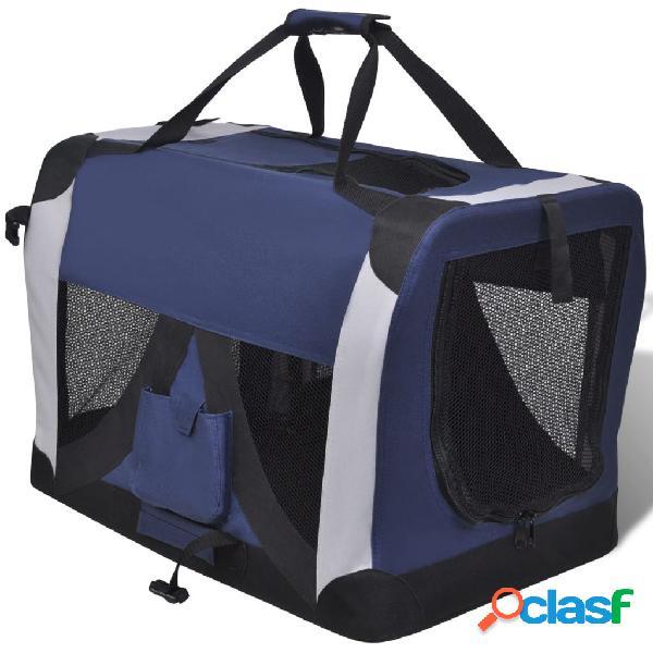 Medida L, bolsa de transporte mascotas portátil,plegable y