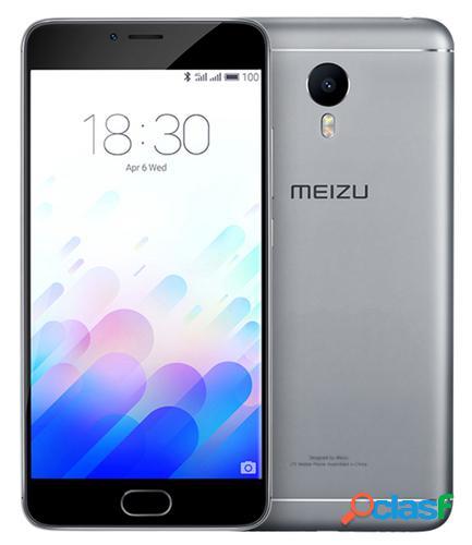 Meizu Smartphone M3 Note Gris/Negro