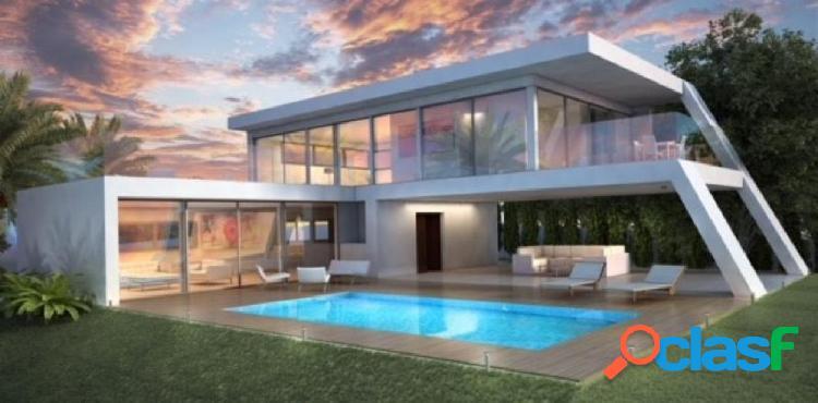 Moderna villa de lujo de 3 dormitorios en Sierra de Altea.