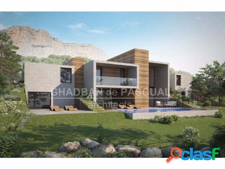Moderna villa en venta en Jávea
