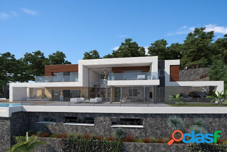 Moderno chalet con vistas al Mar en venta en La Colina del