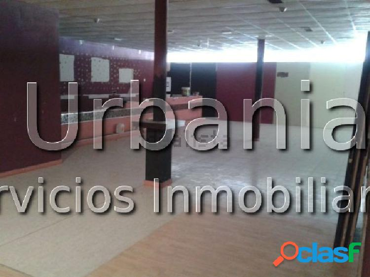 NAVE INDUSTRIAL POLIGONO DE RABASA, 1190m, también dispone
