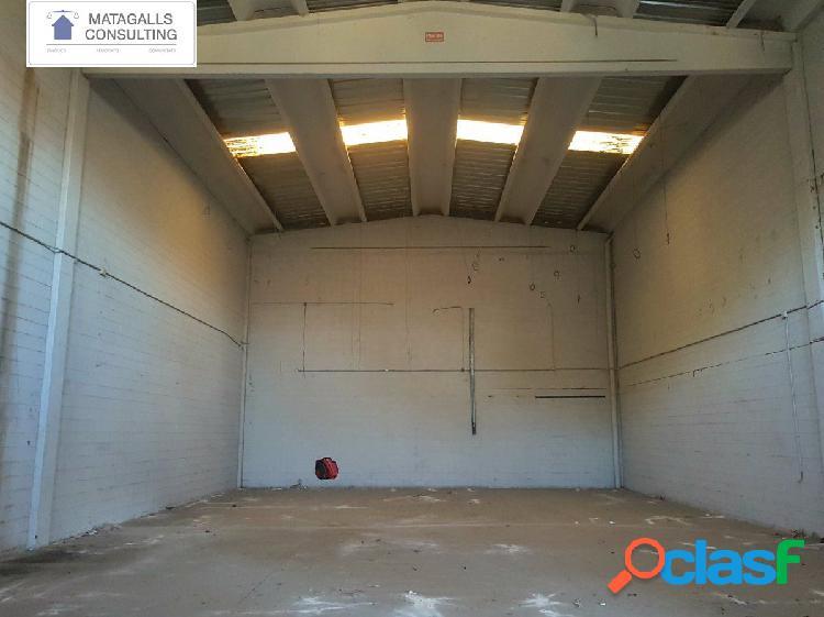 Nau industrial de 264 m2