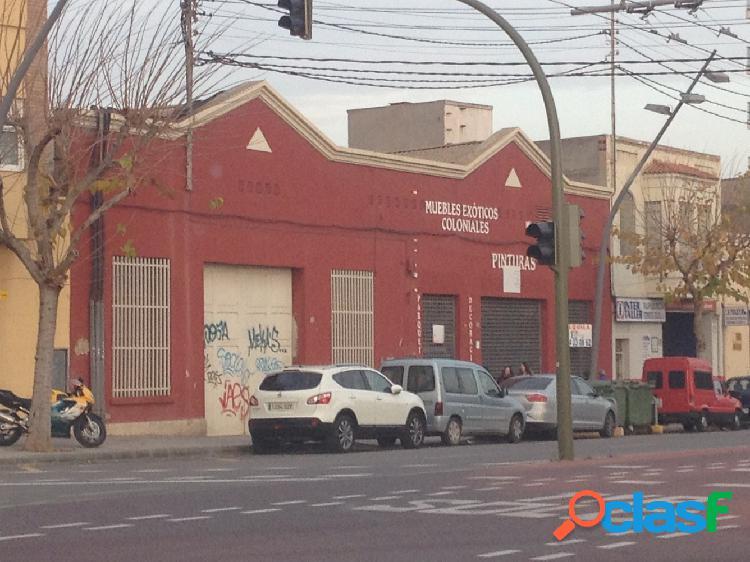 Nave industrial ALQUILER en Castellón zona Oeste, 500 m. de