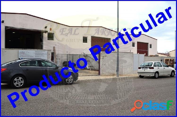 Nave industrial en l'Espluga de Francoli