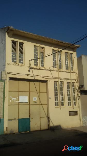 Nave industrial en venta en San Roque
