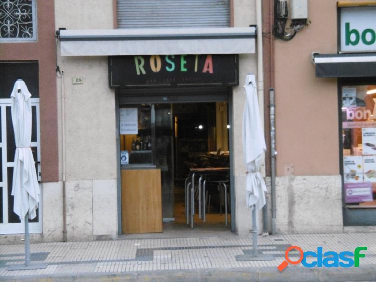 Negocio en Tortosa posibilidad de alquiler, traspaso o venta