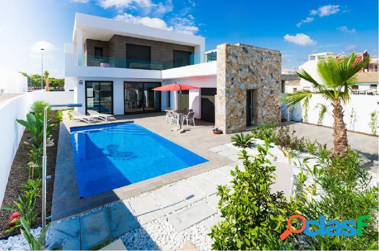 New Villas in Pilar Horadada