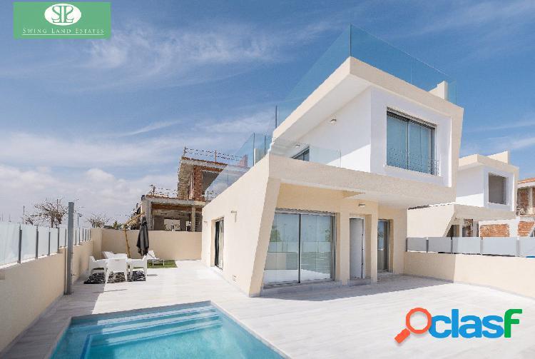 Nueva Villas de Lujo con vista Al Mar y Piscina Privada en
