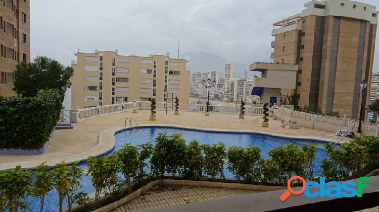 Nuevo apartamento con vistas al mar en Rincon de Loix.