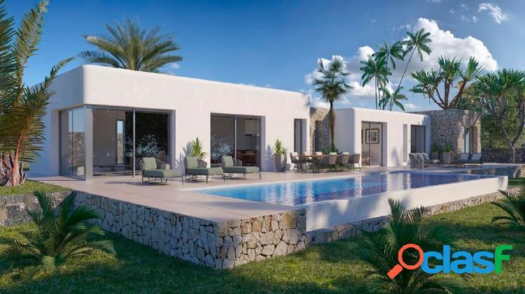 Nuevo proyecto de villa de lujo en venta en Javea