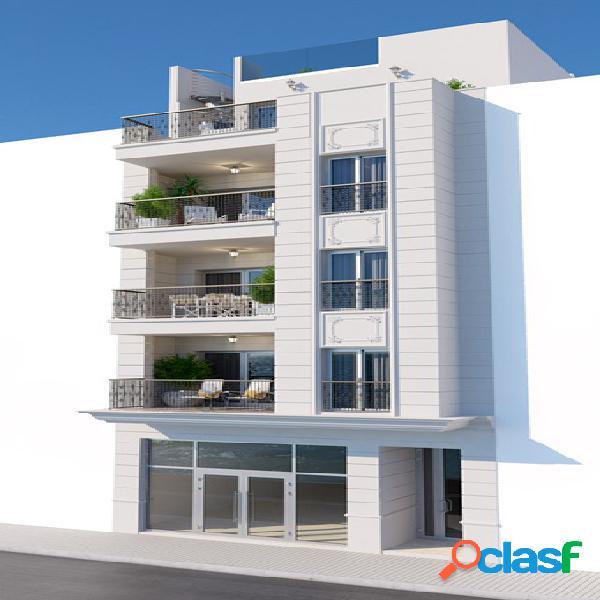 Nuevo residencial en el centro de Torrevieja CALIDADES DE