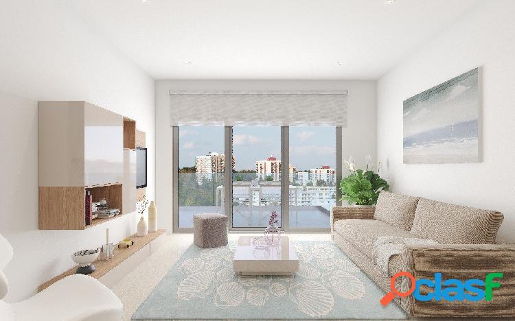 Nuevos apartamentos a tan solo 200 m de la playa.