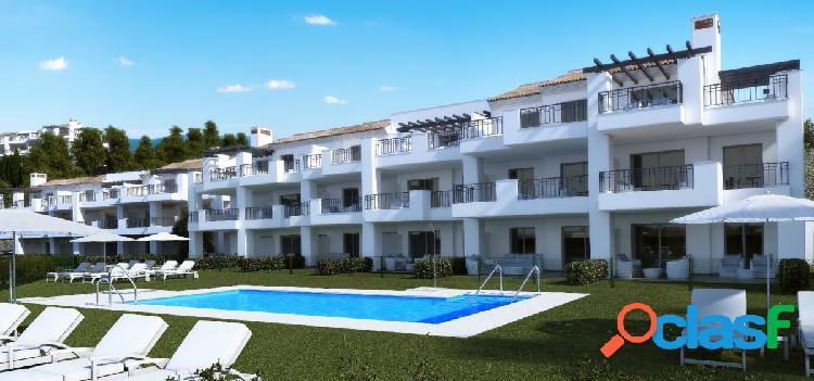 Nuevos apartamentos y áticos de 2 y 3 dormitorios en venta