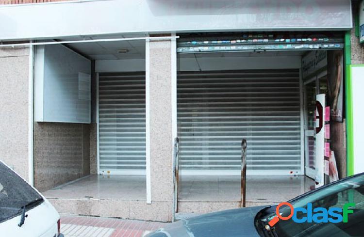 OPORTUNIDAD DE BANCO. LOCAL COMERCIAL EN VENTA EN MADRID.