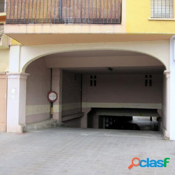 ¡OPORTUNIDAD! Venta de plaza de garaje en Port Saplaya