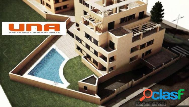 Obra Nueva pisos de 2, 3 y 4 dormitorios y áticos en Arroyo