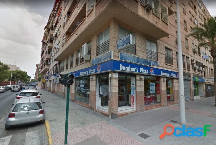 Oficina-Entreplanta en Elche zona Carrus, 166 m2.