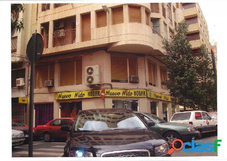 Oficina en Elche zona Corazon de Jesus, 103 m2.