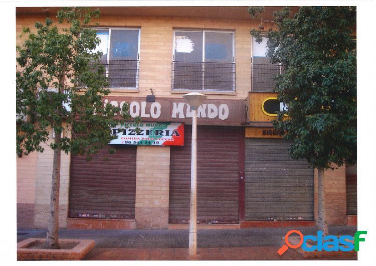 Oficina en Elche zona Plaza Madrid-Avda. Libertad, 189 m2.