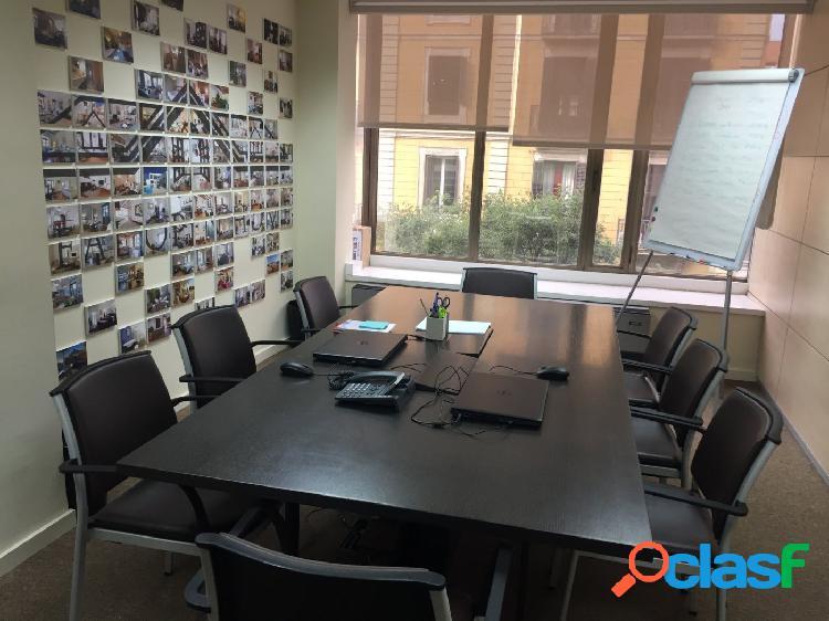 Oficina en alquiler - Centro de Barcelona