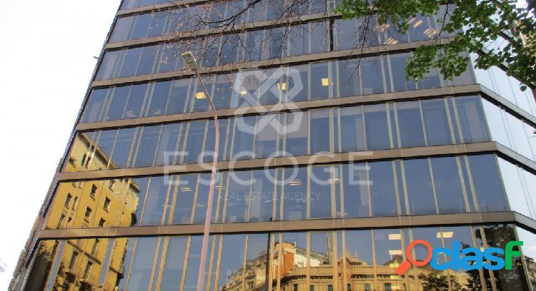 Oficina en alquiler en Rambla Catalunya