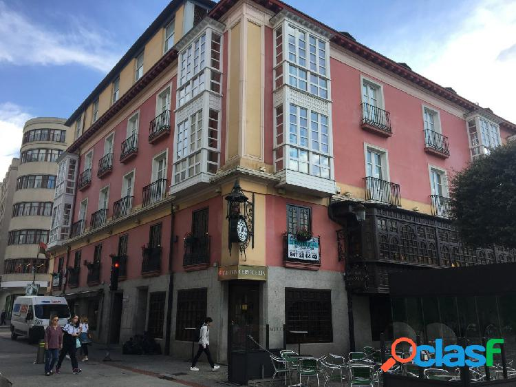 Oficina en alquiler en pleno centro de Burgos